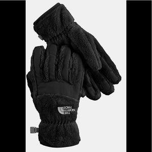 "N O R T H F A C E : ""Denali"" Thermal Fuzzy Gloves"